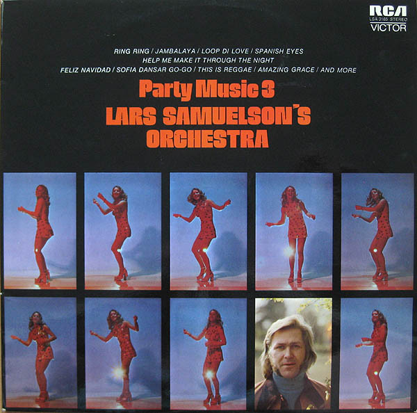Lars Samuelson's Orchestra - 1973 - Party Music 3