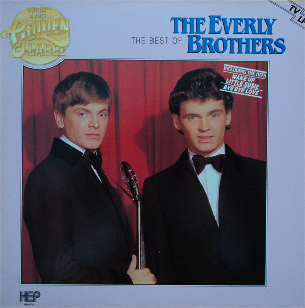 The Everly Brothers - 1982 - The Best Of