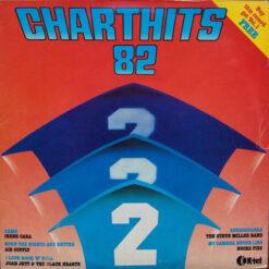 Various - 1982 - Charthits 82 Vol. 2