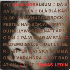 Tomas Ledin - 1990 - Ett Samlingsalbum 1990