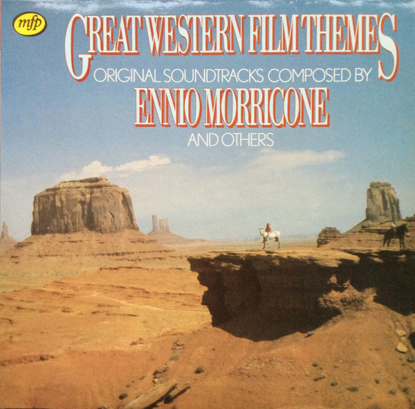 Various - 1980 - Original Soundtrack And Hit Music Great Western Film Themes