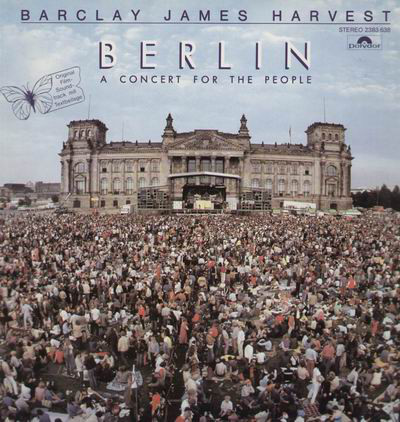 Barclay James Harvest - 1982 - Berlin - A Concert For The People