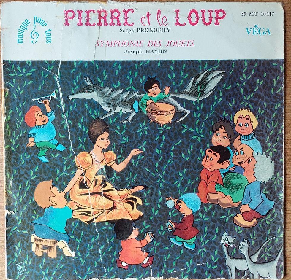 Sergei Prokofiev, Joseph Haydn - Pierre Et Le Loup - Symphonie Des Jouets