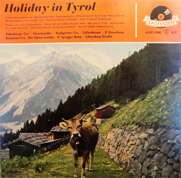 Various - Holiday In Tyrol