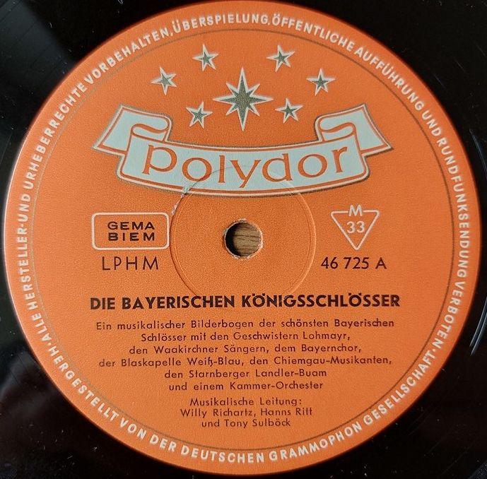 Unknown Artist - Die Bayerischen Königsschlösser