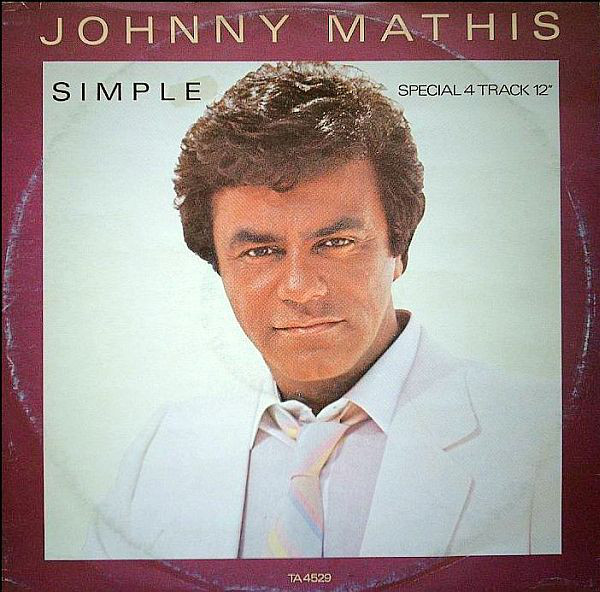 Johnny Mathis - 1984 - Simple