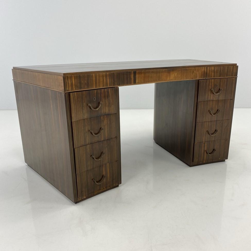 Art deco rašomasis stalas